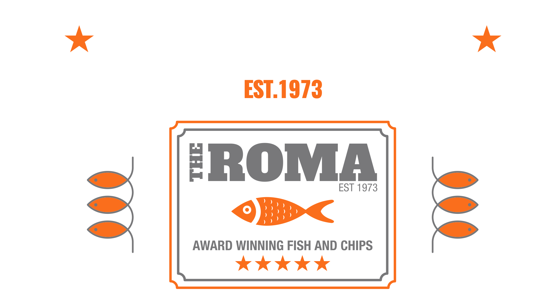 The Roma Fish Bar. Award Winning Fish and Chips in Swansea.