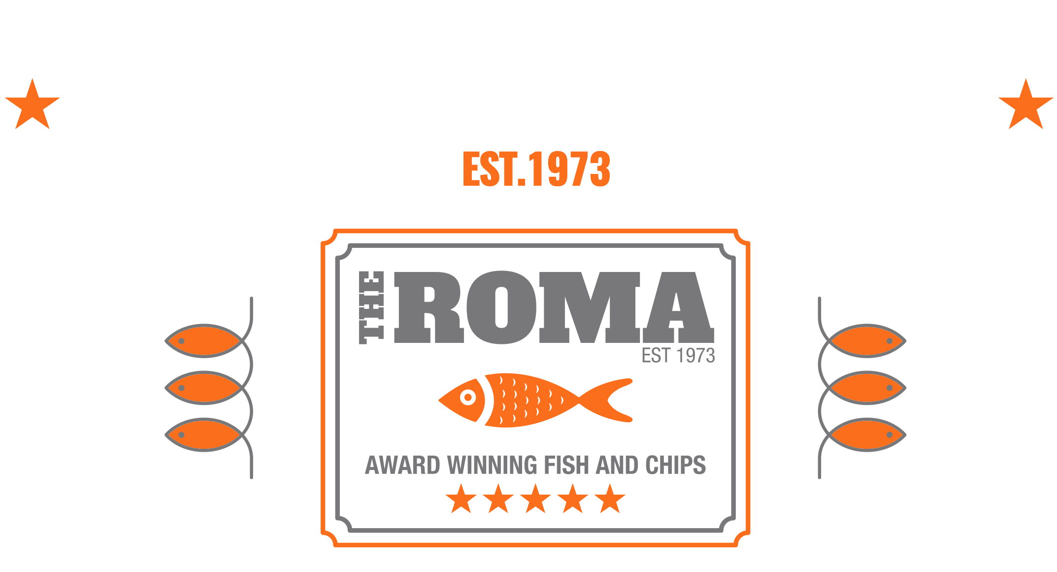 The Roma Fish Bar. Award Winning Fish and Chips in Swansea.